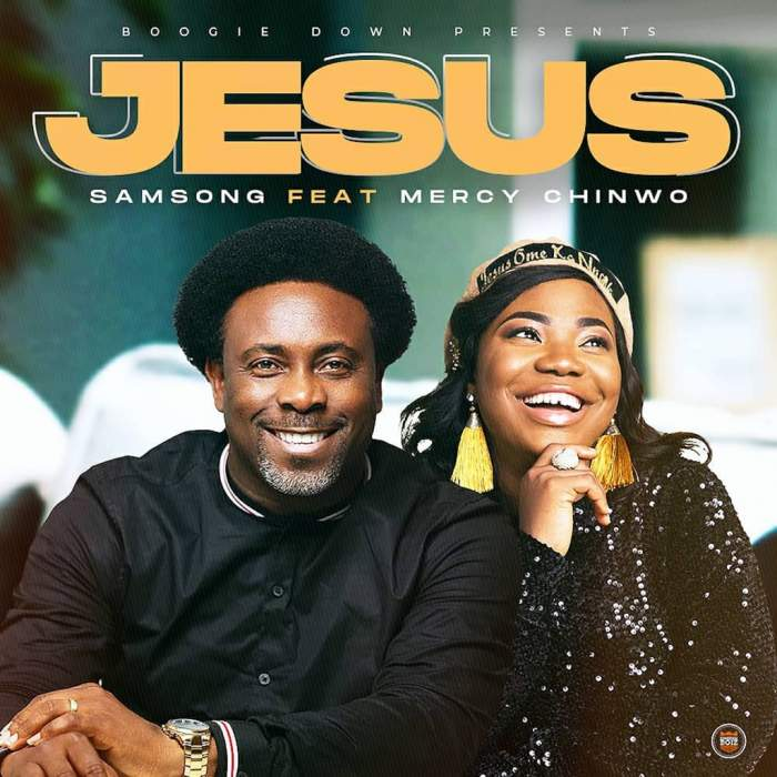 MP3 audio download 'Jesus' by Samsong feat. Mercy Chinwo. Gospel music icon Samsong teams up with one of Africa's finest gospel artists Mercy Chinwo in this.
