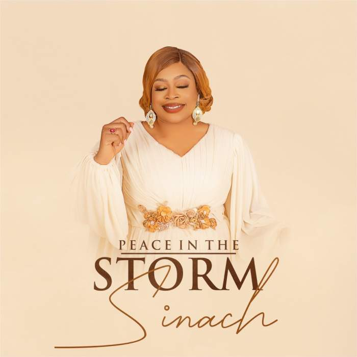 MP3 audio and MP4 video download 'Peace in the Storm' by Sinach. Nigerian gospel leader, Sinach has released her highly anticipated single christened Peace In The