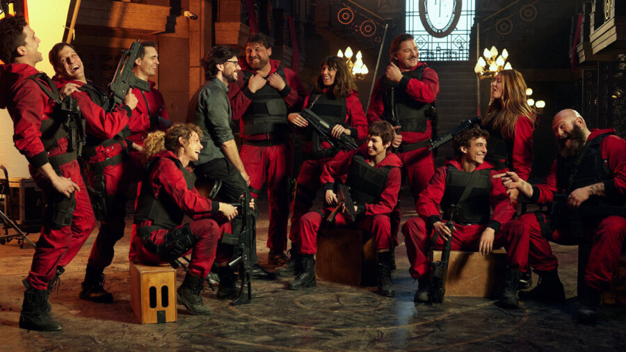 'Money Heist' Season 5: Netflix Release Date, Trailer Release & What to Expect