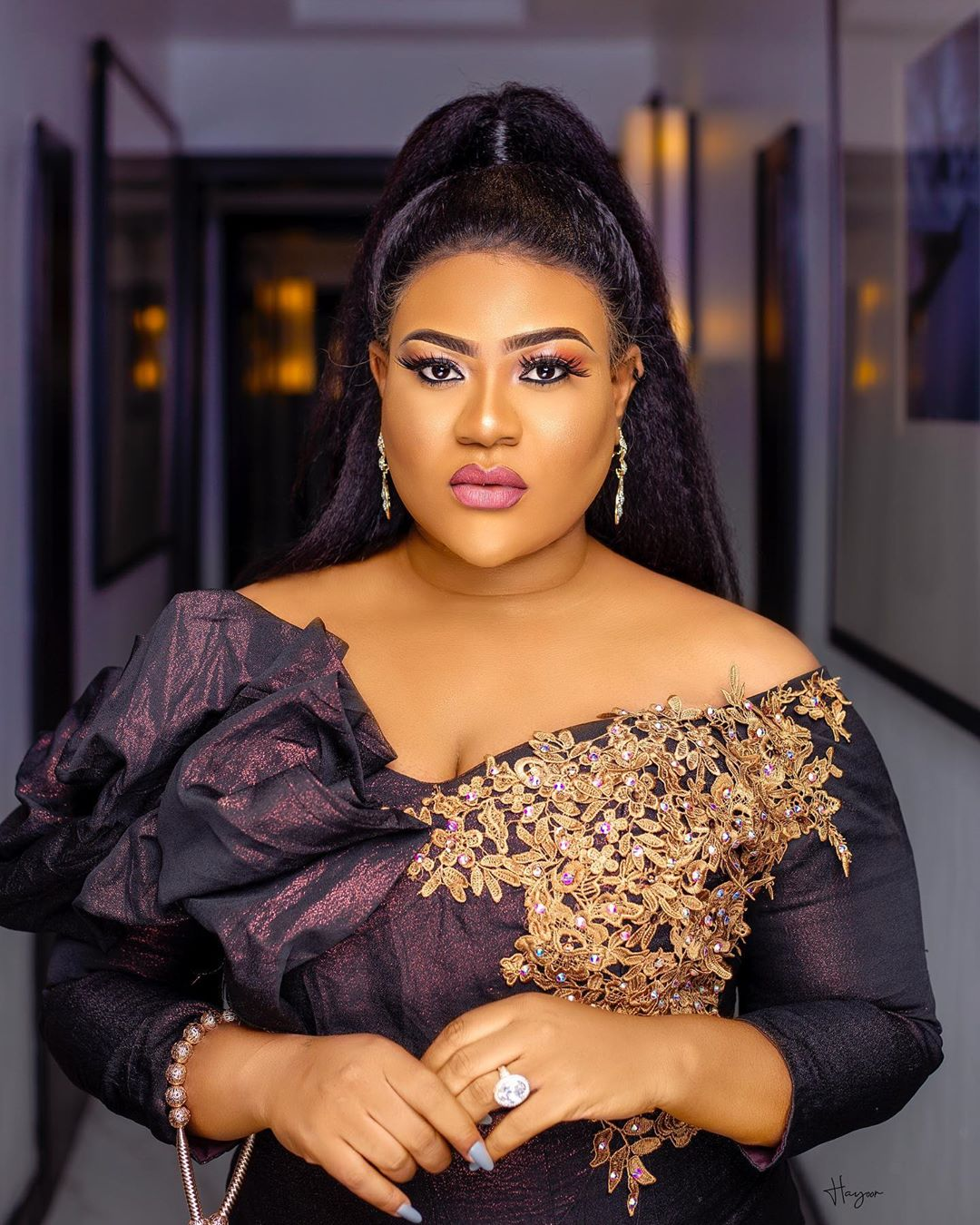 social-media-not-law-court-–-nkechi-blessing-chides-annie-idibia