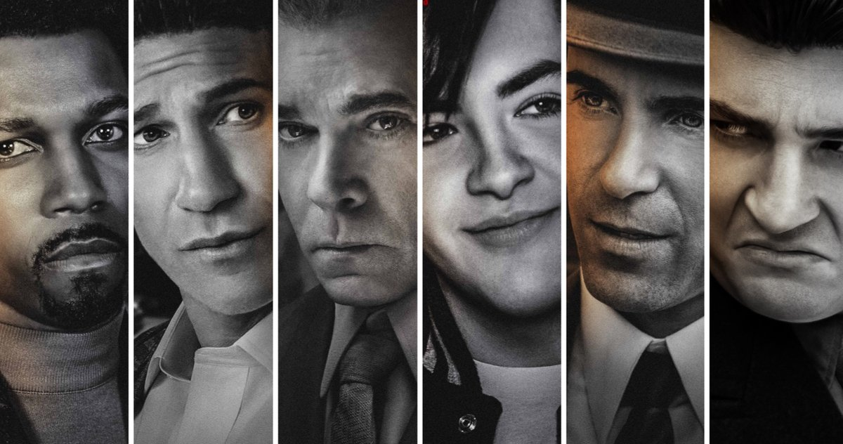 'The Sopranos' Favorites Return in 'The Many Saints of Newark' Character Posters