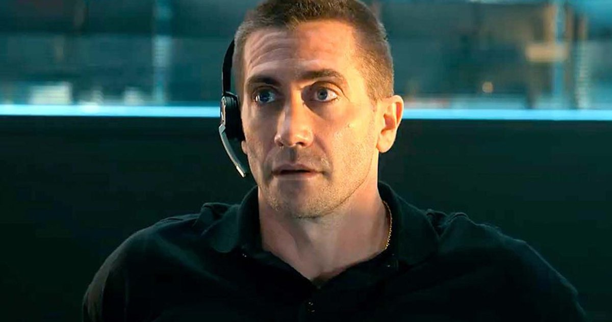 'The Guilty' Early Reviews Praise Jake Gyllenhaal's Powerful Performance