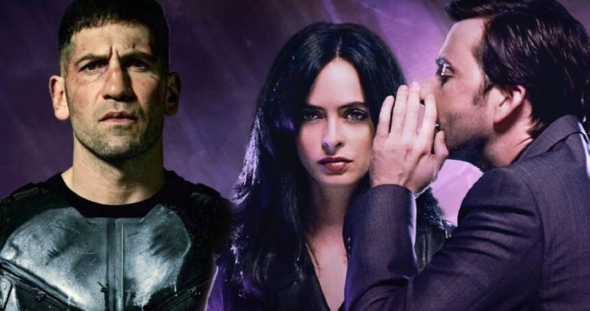 'Daredevil' Star Wants 'Jessica Jones' and 'The Punisher' Leads to Return in the MCU
