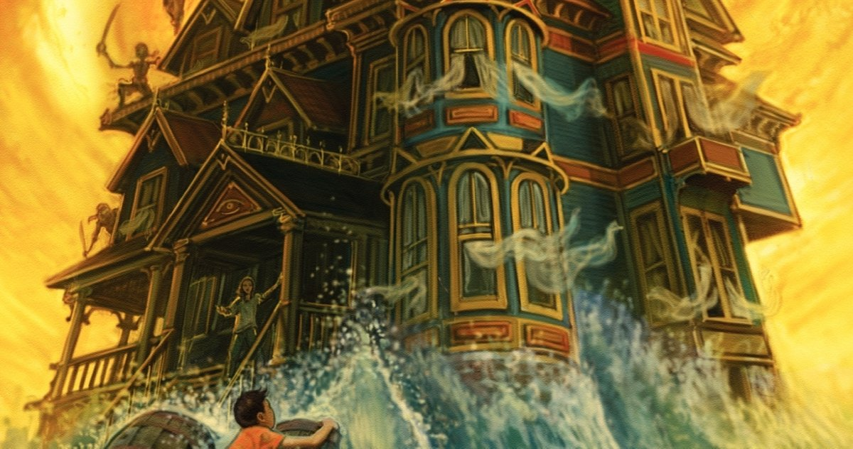 'House of Secrets' Series Is Happening with Chris Columbus at Disney+