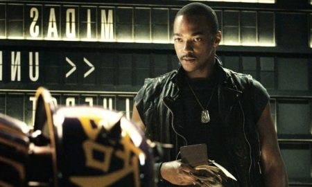 Anthony Mackie Has Some Ideas About a 'Real Steel' Sequel