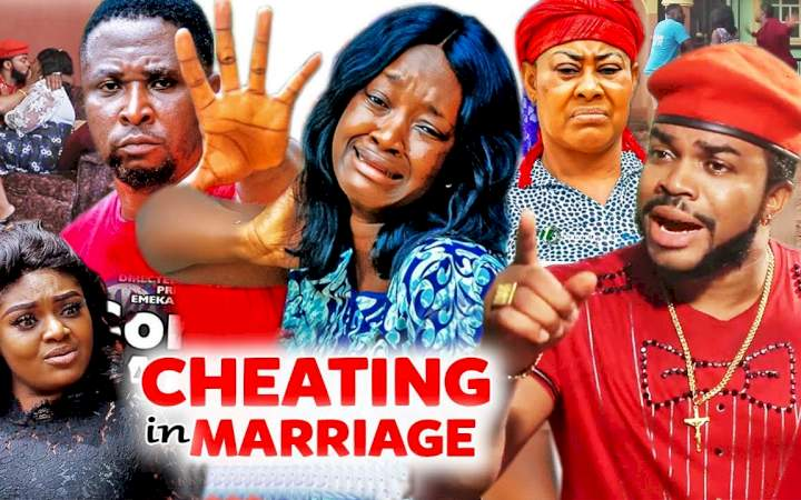Cheating in Marriage (2021)