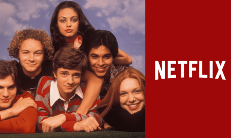 'That '70s Show' Spin-Off 'That '90s Show' Ordered by Netflix
