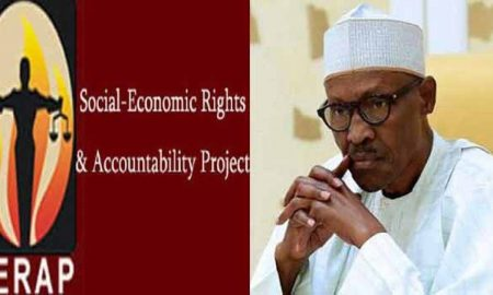 SERAP sues Buhari, others over plan to monitor WhatsApp messages, phone calls