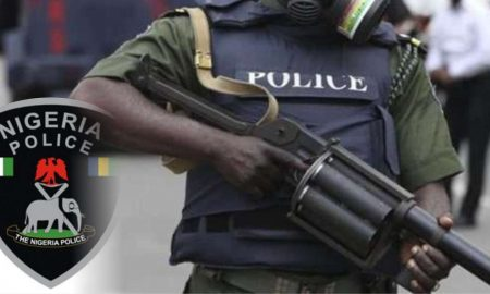 Police arrest two foreigners, recover explosives, other dangerous weapons