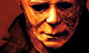 Michael Myers' Burned Face Revealed in 'Halloween Kills' Behind-the-Scenes Photos