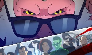 New 'Hit-Monkey' Trailer Teams Marvel's Revenge-Fueled Snow Monkey with the Ghost of an Assassin