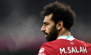 EPL: Salah reveals club he wants to retire at